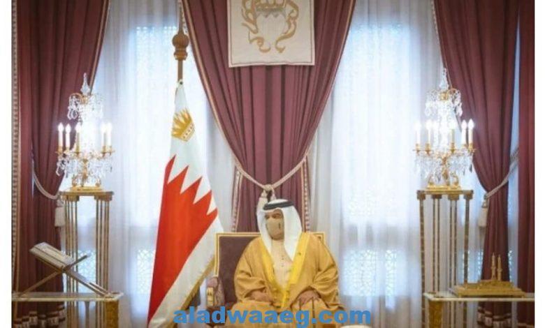 ملك البحرين يستقبل رئيس وأعضاء المجلس الأعلى للشئون الإسلامية