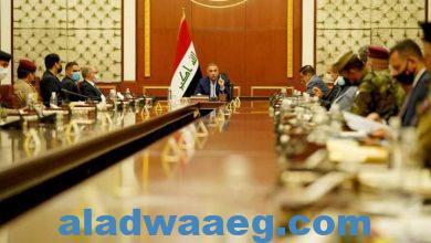 صورة مصطفى الكاظمي يترأس اجتماعا أمنيا موسعا لقيادات الأجهزة الأمنية