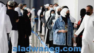 صورة حملة التطعيم ضد فيروس كورونا في الكويت