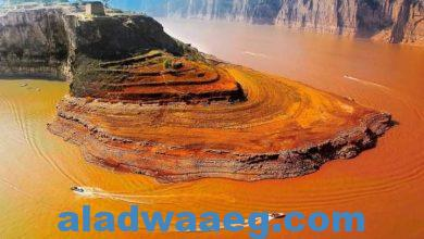 صورة النهر الأصفر .. بقلم شاكر محمد المدهون