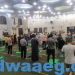 خلال صلاة التراويح  روَّاد المساجد يظهرون وعيًا غير مسبوق  ويؤكدون
