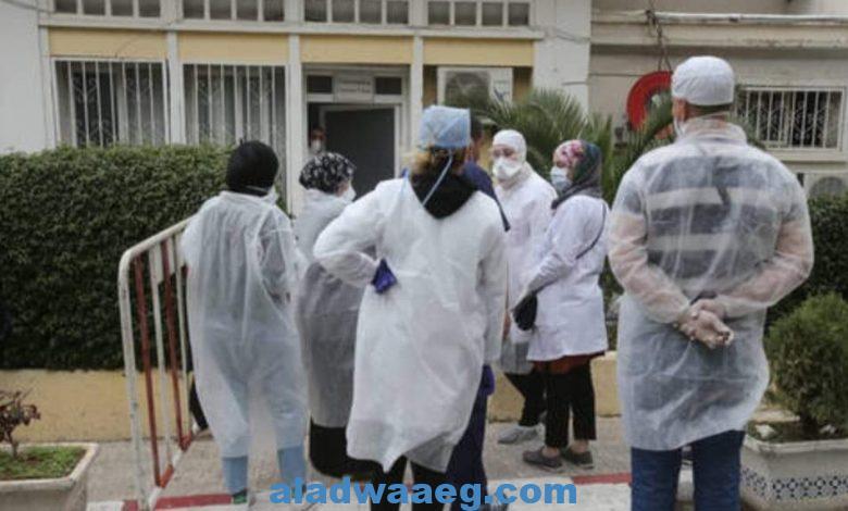 الجزائر ترصد 6 إصابات بالطفرة الهندية لفيروس كورونا