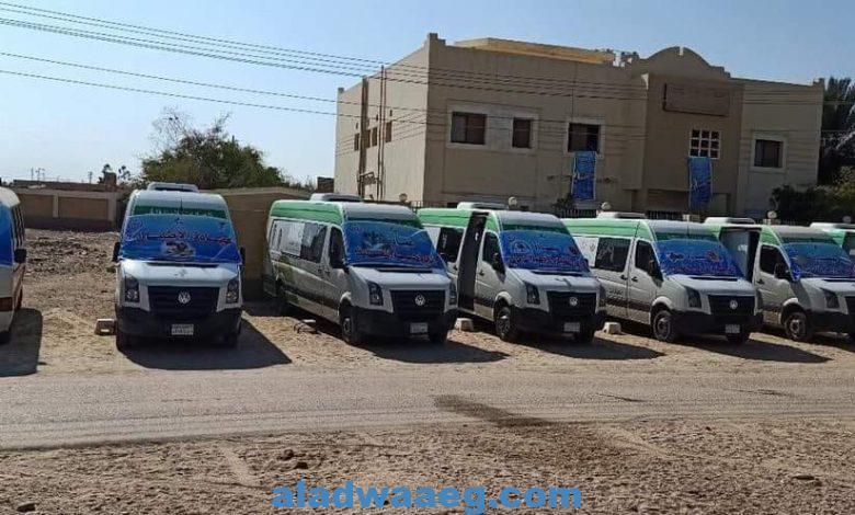 غداً صحة المنيا تنظم قافلة طبية لخدمة أهالي قرية دلجا بديرمواس