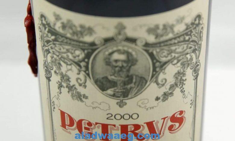 عرض زجاجة نبيذ واردة من الفضاء للبيع بمليون دولار