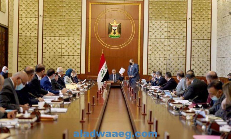 مجلس الوزراء يعقد جلسة اعتيادية ويناقش المستجدات على الساحه