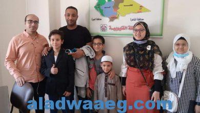 صورة مسابقات القران الكريم حزب حماه وطن بمحافظه القليوبيه