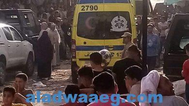 صورة مفاجأة في مذبحة الفيوم.. سر 700 ألف جنيه أودت بحياة الزوجة و6 أطفال