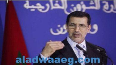 صورة رئيس الوزراء المغربي يطلق حملة تبرع نصرة للقدس