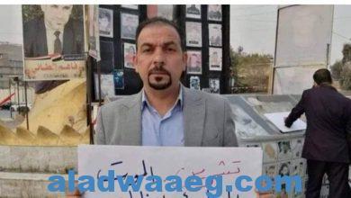 صورة مسلحون يغتالون ناشطا في الاحتجاجات العراقية جنوبي البلاد