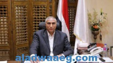 صورة غنيم يرسل برقية تهنئة للرئيس عبد الفتاح السيسي بمناسبة حلول عيد الفطر المبارك