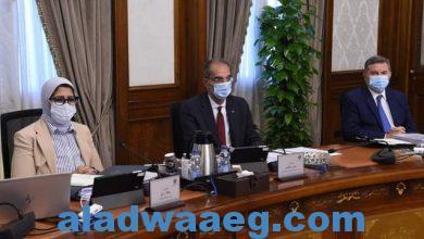 """صورة وزيرة الصحة: منظمة الصحة العالمية تضع مصر فى المستوى الأقل من حيث خطر انتشار وباء """"كورونا"""