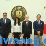 مصر واليابان توقعان اتفاق زيادة منحة إنشاء ملحق للعيادات الخارجية بمستشفى أبو الريش الجامعي لعلاج الأطفال بالمجان إلى 19 مليون دولار