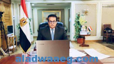 صورة وزير التعليم العالي يشارك في الجلسة الحوارية لمنتدى جامعة أريزونا الأمريكيةحول التعليم الدولي في مصر