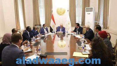 صورة وزيرا التعليم العالي والتربية والتعليم يلتقيان نظيرهما الصومالي لبحث تعزيز التعاون المشترك بين البلدين