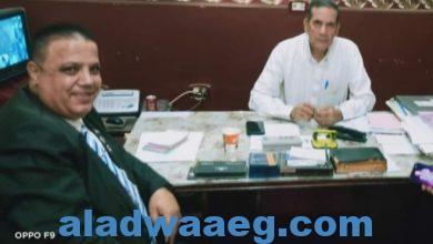 صورة لقاء مفتوح مع الاستاذ سعيد البر  وحديث من القلب جريده موقع الاضواء