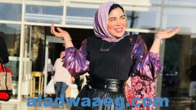 صورة آية مكرم: اعرفي كيفية ارتداء حزام الوسط بطريقة صحيحة،،