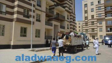 صورة راشد .. الوحدات السكنية مجهزة علي أعلي مستوي ومزودة بكافة الإحتياجات المعيشية
