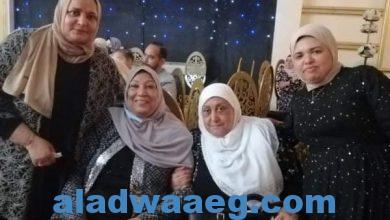 صورة جريدة الاضواء تهنئ الاستاذ مصطفى و الاستاذة اميمة بالزفاف السعيد