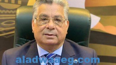 صورة رئيس العاصمة الإدارية يلتقى الدكتور محمود العدل للتنسيق حول إقامة معرض عقارى بالأردن،،