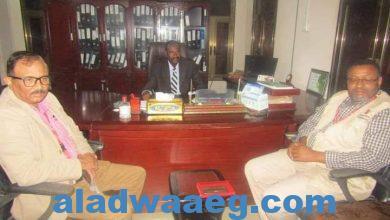 صورة سنار: الصحة تثمن مجهودات منظمة رعاية الطفولة العالمية في السودان،،،