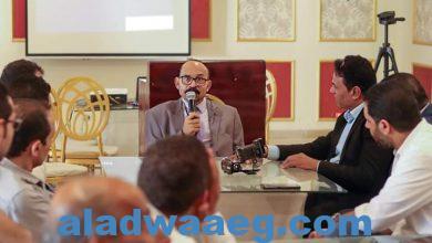 """صورة الطحاوي يبتكر فن جديد """"تكنو آرت"""""""