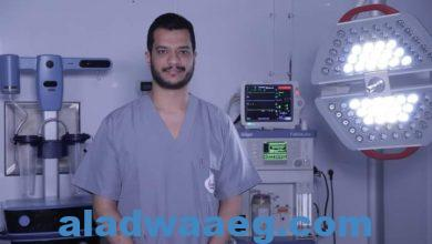 صورة محمد الفولى يوضح أسباب اللجوأ لعمليات تجميل الثدى ،،