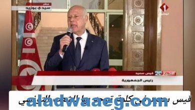 صورة  ملخص ما جاء في خطاب رئيس الجمهورية        للشعب التونسي مساء اليوم