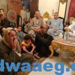 الصلح بين أولاد العم بقرية مناشي الخطيب التابعة لمركز الفيوم
