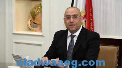 صورة وزير الإسكان يتابع الموقف التنفيذي للمشروعات السكنية والخدمية بمدينة أكتوبر الجديدة