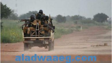 صورة مصرع 3 جنود في هجوم نفذه مجهولون بوركينافاسو