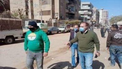 صورة تحرير 24 مخالفة وإغلاق حضانة لعدم تطبيق اجراءات مواجهة كورونا بمركز ملوي بالمنيا