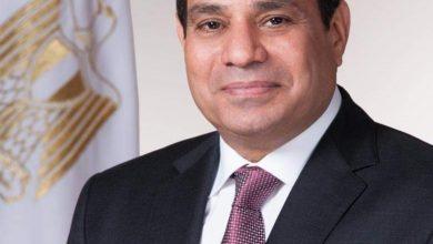صورة الرئيس السيسي يهنئ عبد الحميد دبيبة لاختياره رئيسًا جديدًا للحكومة الليبية