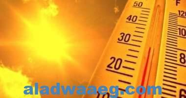 صورة درجات الحرارة اليوم الأربعاء 10/3/2021 فى مصر