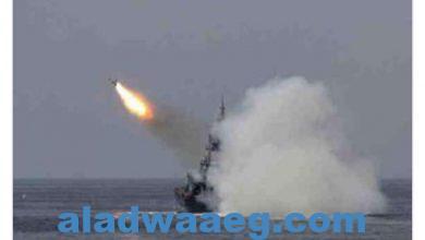 صورة إيران أطلقت صاروخا علي حاوية إسرائيلية في بحر العرب