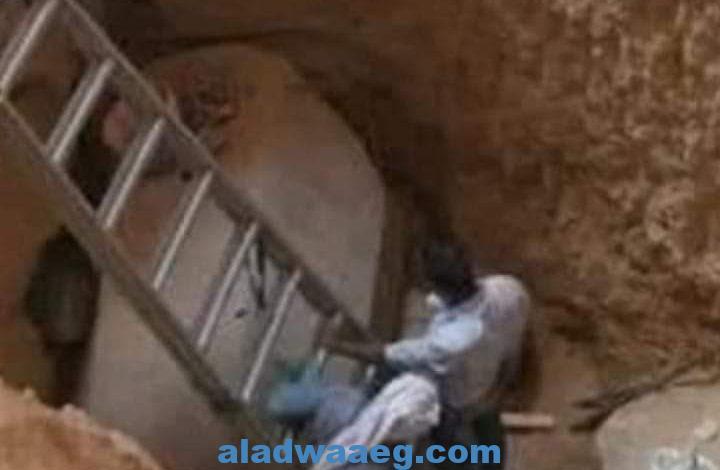 التنقيب عن ذهب الأجداد تصيب فقراء مصر بـ لعنة الفراعنة
