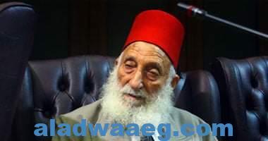 صورة وفاة الشيخ حافظ سلامة قائد المقاومة الشعبية بالسويس