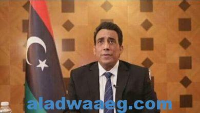 صورة تكليف حسين محمد العائب بمهام رئيس جهاز المخابرات الليبية