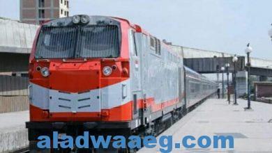صورة وقف مؤقت لبعض القطارات لإنهاء التطوير ورفع معدلات السلامة