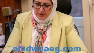 صورة وزيرة الصحة: إجراء فحص الحمض النووي السريع لجميع الوافدين إلى مصر من الدول التي ظهر بها تحورات للفيروس