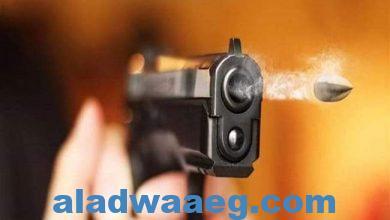 صورة إصابة شخص بطلق ناري بسبب الخلافات