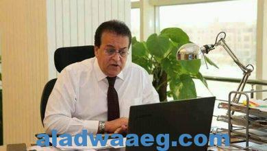 صورة وزير التعليم العالي: رفع درجة الاستعداد بالمستشفيات الجامعية خلال إجازة عيد الفطر المبارك