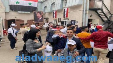 صورة دمشق تقرر تمديد التصويت في انتخابات الرئاسة حتى 12 ليلا