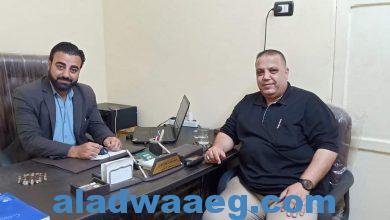 صورة لقاء مفتوح مع المستشار محمد فتحي