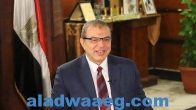 صورة القوى العاملة : تعيين 426 شاباً… وتحرير 40 محضرا.. وغلق 20 منشأة مخالفة للقانون بدمياط