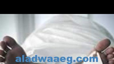 صورة مصرع طفلة سقط عليها ماء مغلي دائرة مركز المنشاة بسوهاج