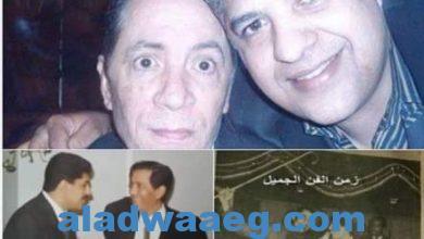 صورة وفاة المطرب ماهر العطار بعد صراع مع المرض