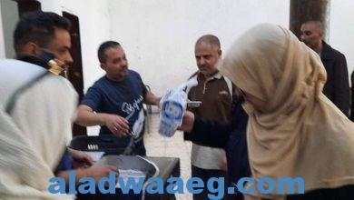 صورة منظمة الرفقة الطيبة توفر وجبة افطار نزلاء مستشفي علي الرويعي للامراض النفسيه