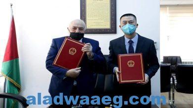صورة بشارة: منحة طارئة من الصين بقيمة مليون دولار لشراء طعومات ضد كورونا