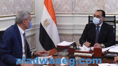 صورة رئيس الوزراء يُتابع ملفات عمل الهيئة المصرية للشراء الموحد والإمداد والتموين الطبي