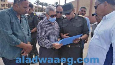 صورة تعرف إلي البيان العملى المشترك لمجابهة الأزمات والكوارث صقر 80 ببورسعيد